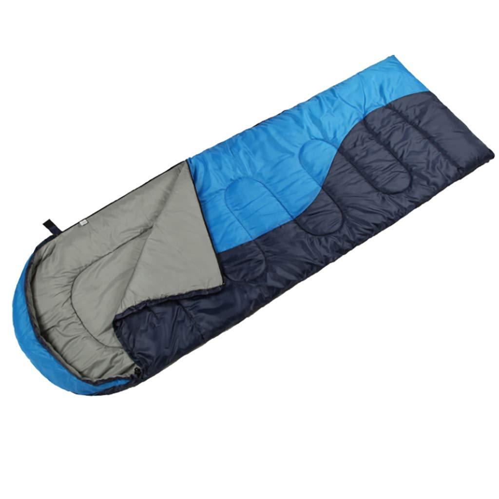 YUN HAI Premium Lightweight Schlafsack Lightweight - Wasser und Warmes Besteändiges Material, für den Innenbereich oder Outdoor-Camping, Wandern, Angeln & Reisen (größe   1.6kg)
