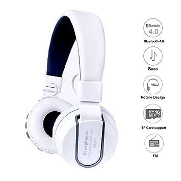 CITEJ Diadema Auriculares inalámbricos Auriculares Bluetooth ...