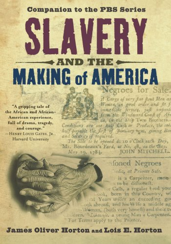 slavery on early america essay Another recently discovered work of early african-american to the study of early african-american literature slave essays on race were.