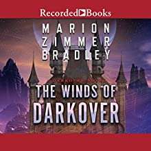The Winds of Darkover Audiobook by Marion Zimmer Bradley Narrated by Pete Bradbury