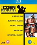 Coen Brothers Collection - The Big Lebowski, A Serious Man, Burn after Reading, Barton Fink, Intolerable Cruelty [Blu-ray]