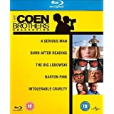 Coen Brothers Collection - The Big Lebowski, A Serious Man, Burn after Reading, Barton Fink, Intolerable Cruelty