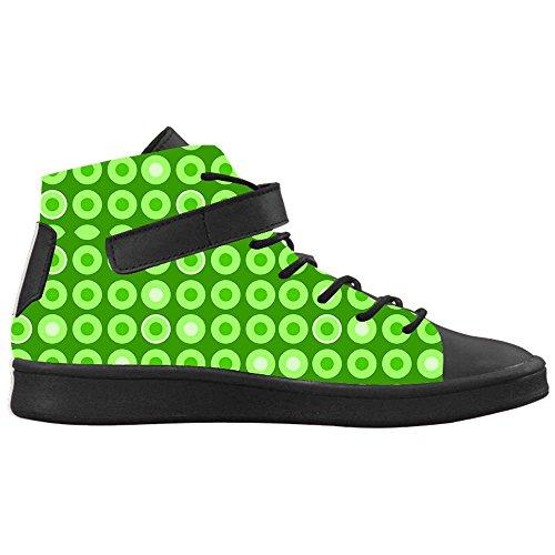 Dalliy polka dots Womens Canvas shoes Schuhe Footwear Sneakers shoes Schuhe E