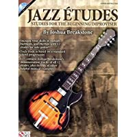 Jazz Etudes: Studies for the Beginning Improviser, Guitar Instructions