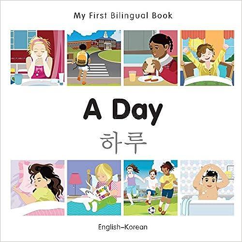 A Day My First Bilingual Book English/–Korean