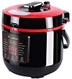Aobosi Pressure Cooker 6Qt 8-in-1 Electric Multi-cooker,Rice...