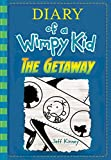 The Getaway (Diary of a Wimpy Kid Book 12) (Hardcover) [Pre-order 07-11-2017]
