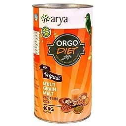 Arya Farm Organic Multi Grain Malt (400G)