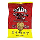 VEGANROBS CHIPS RICE WILD 3.5OZ