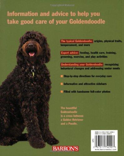 Goldendoodles Complete Pet Owners Manual Edie Mackenzie