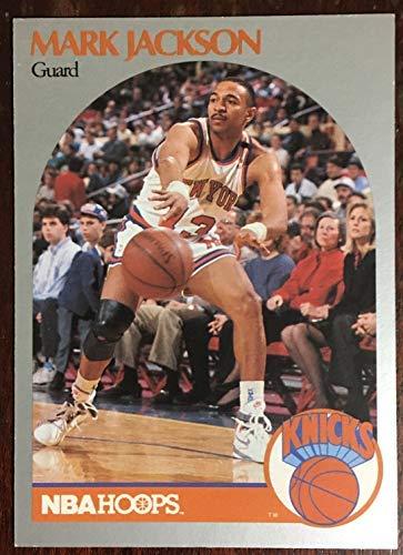 1990 91 Nba Hoops Series 1 Mark Jackson Menendez Brothers