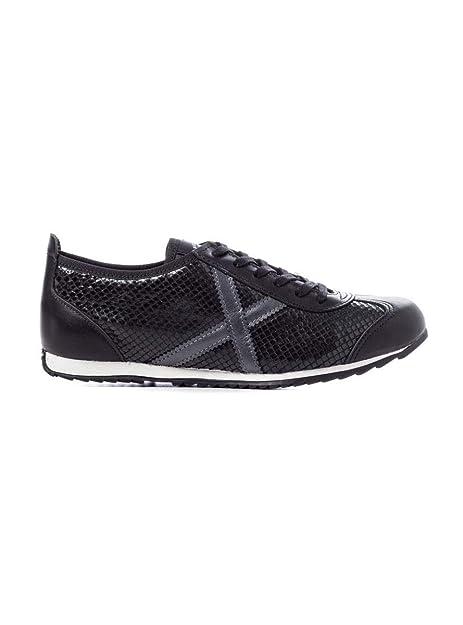 b90c7d6d Zapatillas Munich Osaka 348 36 Negro: Amazon.es: Zapatos y complementos