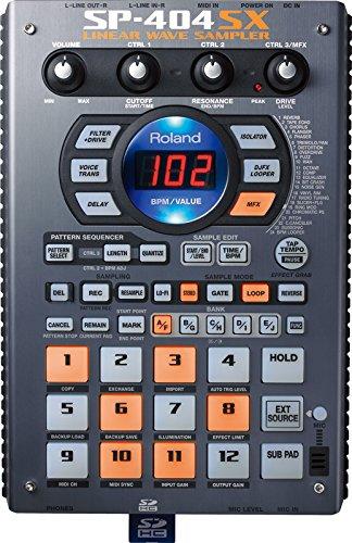Roland SP 404SX Linear Sampler Effects
