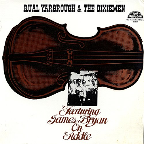 Bluegrass Fiddle Album (Featuring James Bryan on Fiddle)