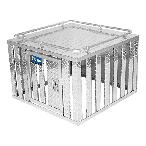 "UWS DB-3636 36"" Southern Single Door Dog Box"