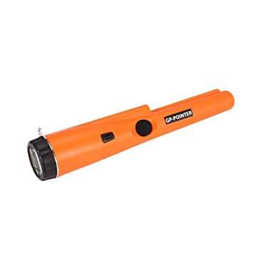 Lorenlli Detector de Metales, Mini Pro Detector de Metales de localización precisa con Alta sensibilidad