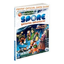Spore Galactic Adventures: Prima Official Game Guide