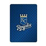 MLB Kansas City Royals Diamond Plate Playing Cards