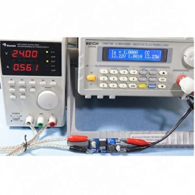 10 pcs LM2596 DC-DC Buck Converter Step Down Module Power Supply Output 1.23V-30V: Automotive