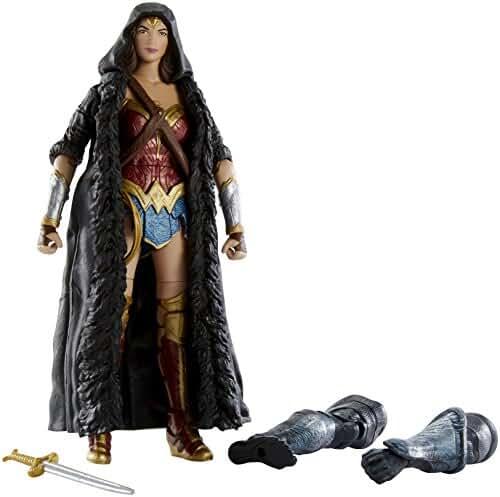 DC Comics Multiverse Wonder Woman Caped Figure