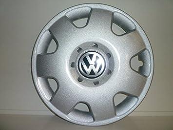 Juego de Tapacubos 4 Corpicerchio Diseño de Volkswagen Golf 2003 r 14: Amazon.es: Coche y moto