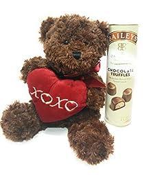 Dark Chocolate Brown Bear (16\