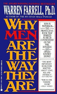Why Men Are the Way They Are!   [WHY MEN ARE THE WAY THEY ARE] [Mass Market Paperback] by Berkley Books