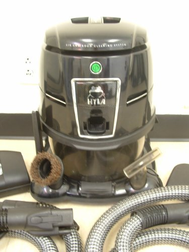 THE LATEST HYLA GST WATER FILTRATION VACUUM WITH ACCESSORIES