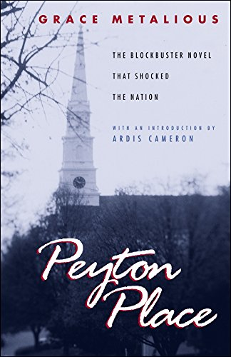 Peyton Place (Hardscrabble Books–Fiction of New England)