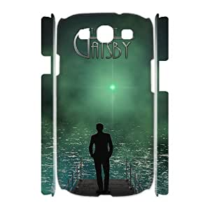 Winfors The Great Gatsby Phone 3D Case For Samsung Galaxy S3 I9300 [Pattern-2]