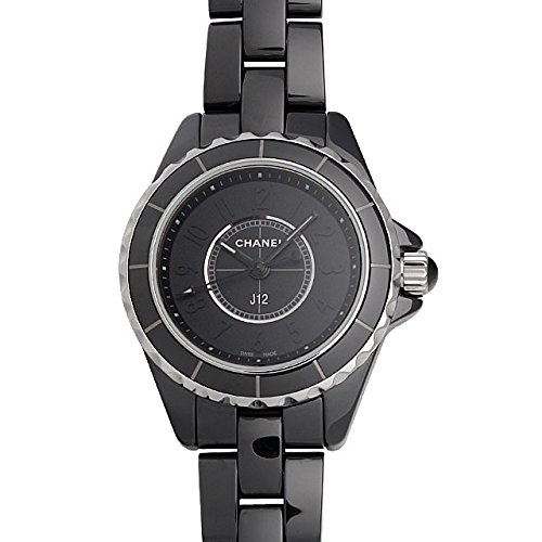 Chanel J12 29mm Intense Black H4196