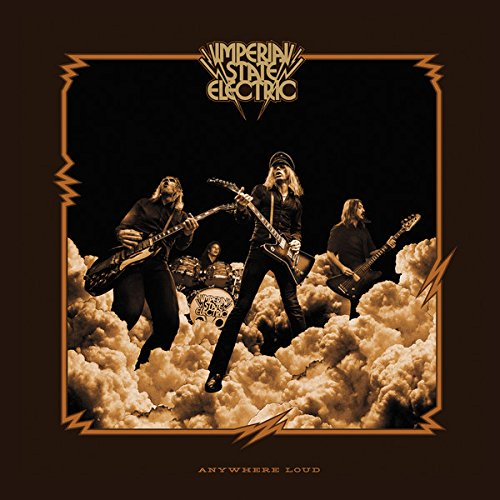 Vinilo : Imperial State Electric - Anywhere Loud (2 Disc)