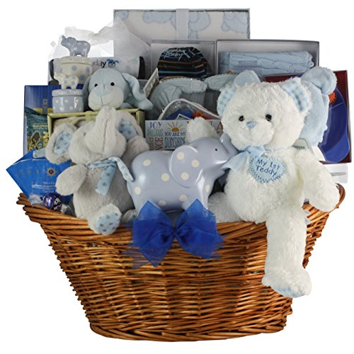 GreatArrivals Gift Baskets,Grand Welcome!, 9 Pound