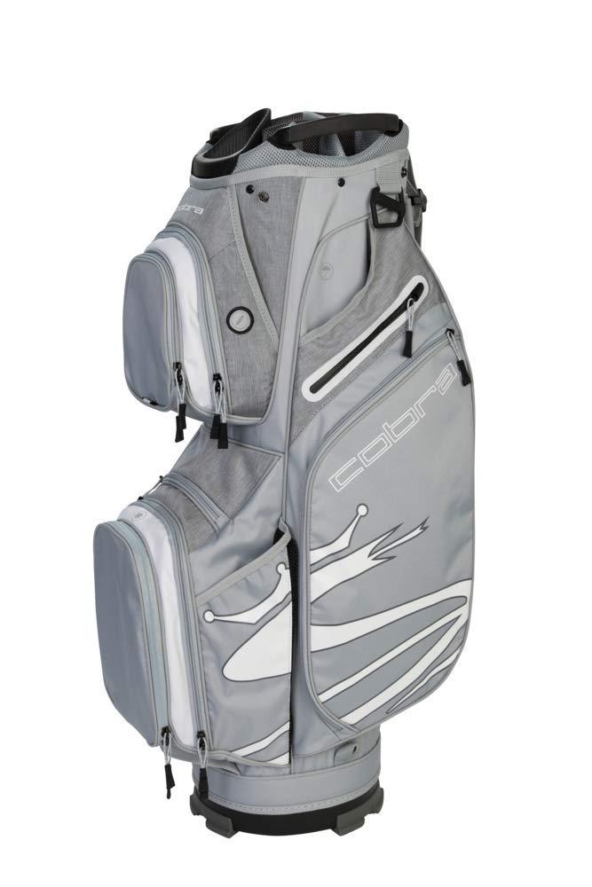 Cobra Golf 2019 Ultralight Cart Bag (Quarry-White)