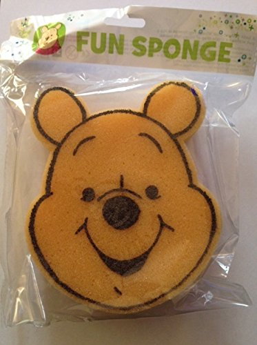 Disney Winnie the Pooh Cute Baby Toddler Kids Bath Sponge: Amazon.co ...