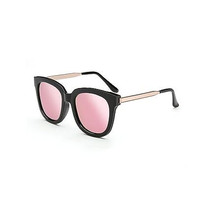 YQ QY Vintage Gafas De Sol Gafas Polarizadas Unisex Acogedor Resistencia Al Desgaste (Color :
