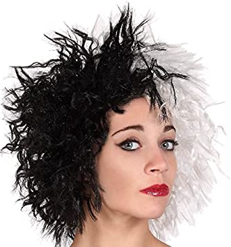 parrucca crudelia