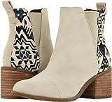 TOMS Women's Esme Boot Tan Leather 8 M
