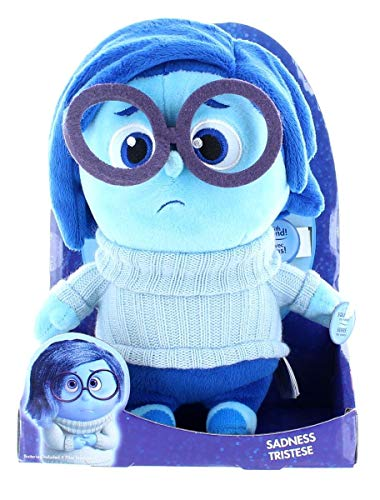 Inside Out Talking Plush, Sadness from TOMY