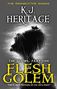 Flesh Golem by K.J. Heritage ebook deal