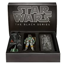 Black Series collection š Boba Fett and Han Solo Star Wars, Inc. [parallel import]