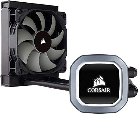 Corsair Hydro Series H60 (2018) - Sistema de refrigeración líquida para CPU (radiador de 120 mm, ventilador PWM, All-in-One, LED blanco), Negro: Corsair: Amazon.es ...