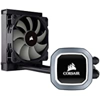 Corsair Hydro H60 Liquide Refroidisseur (Ventilateur PWM, All-in-One Liquid CPU Cooler) Noir