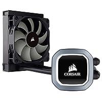 Corsair Hydro Series H60 120mm Radiator Single PWM Fan Liquid CPU Cooler (CW-9060036-WW)