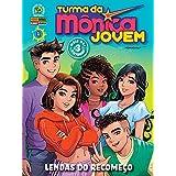 Turma Da Monica Jovem (2021) N.1