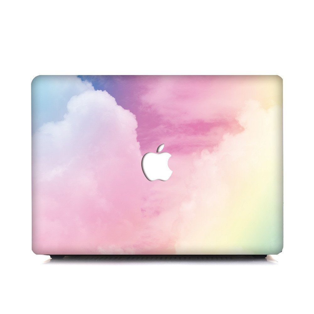 Slickcase スリックケース Macbook Pro 13インチ LATE 2016 MODEL+iphone7 Package Rainbow Haze slickcase72 B06XRCLWJ8