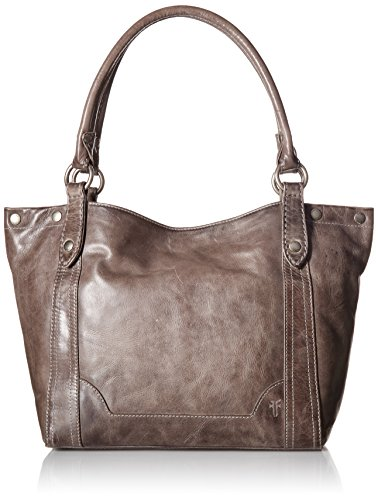 FRYE Melissa Leather Shoulder Ice Handbag aqqgr1R