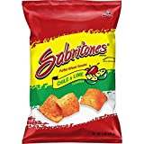 Sabritones Chile & Lime Puffed Wheat Snacks (3.0 oz. ea., 15 ct.) - (Original from manufacturer - Bulk Discount available)