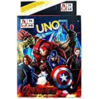 TSS Products UNO Playing Cards (Avengers)