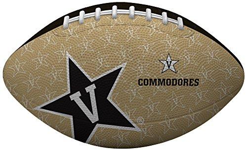 Oklahoma State Football - NCAA Vanderbilt Commodores Junior Gridiron Football, Black
